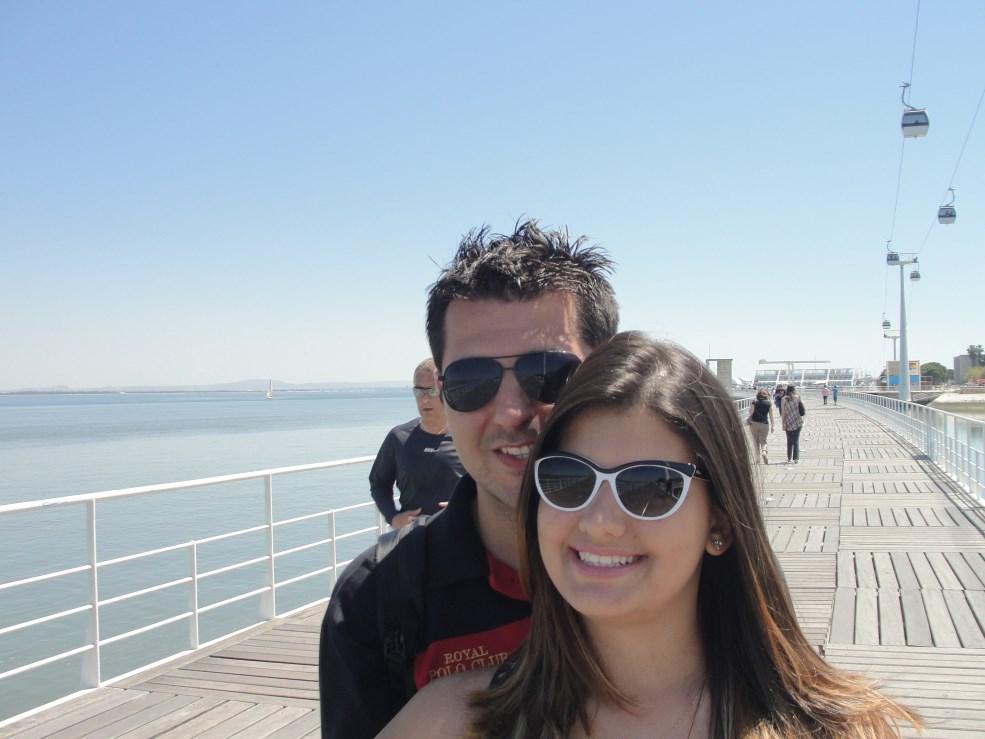 14 Teleférico Parque das Nações Lisboa