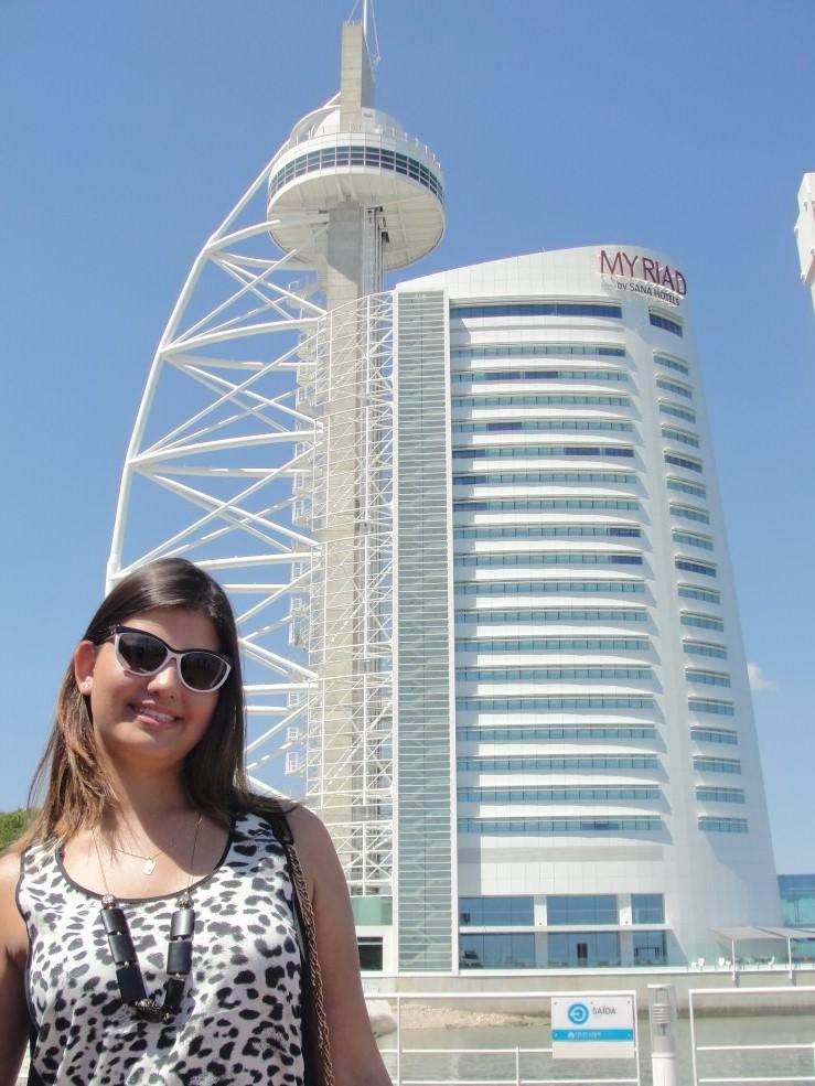 16 Teleférico Parque das Nações Lisboa Hotel Myriad