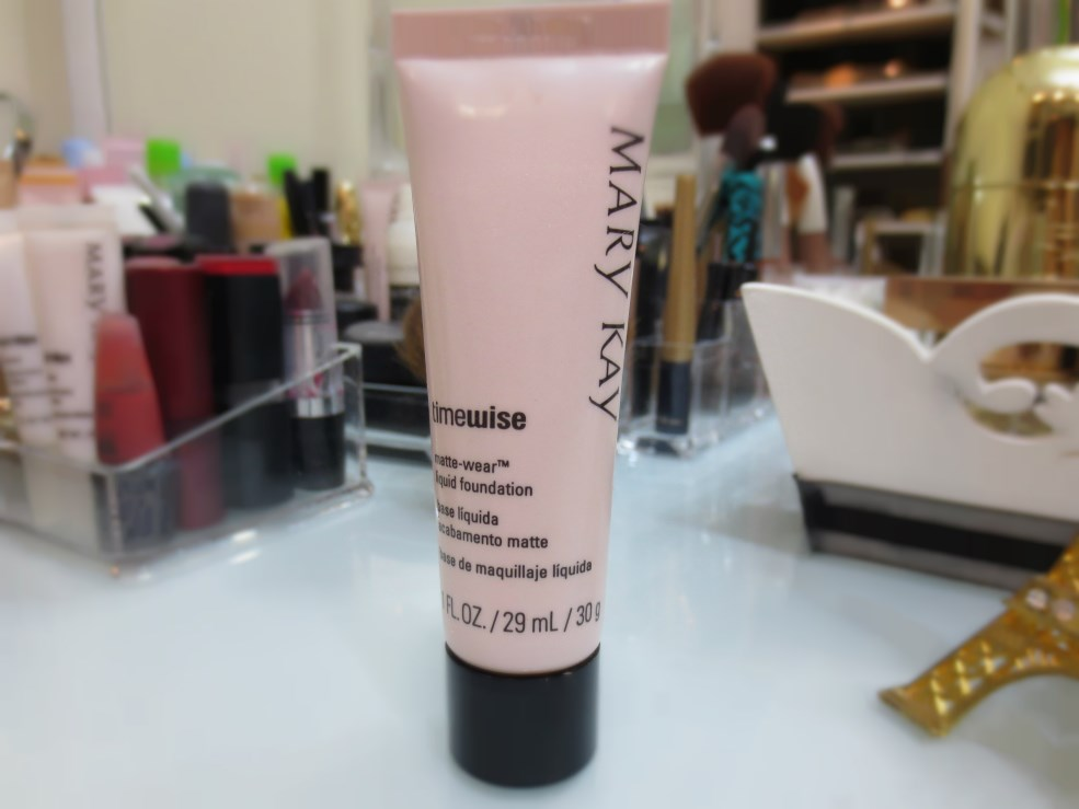 Base Mary Kay 5