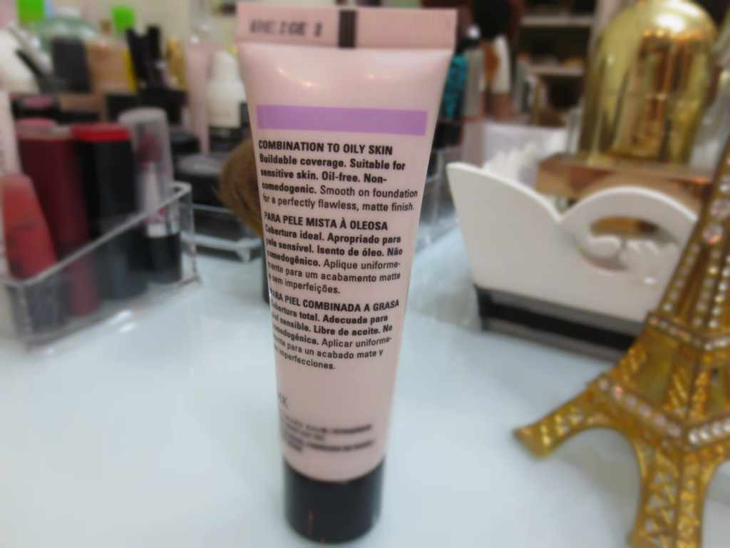 Base Mary Kay 7