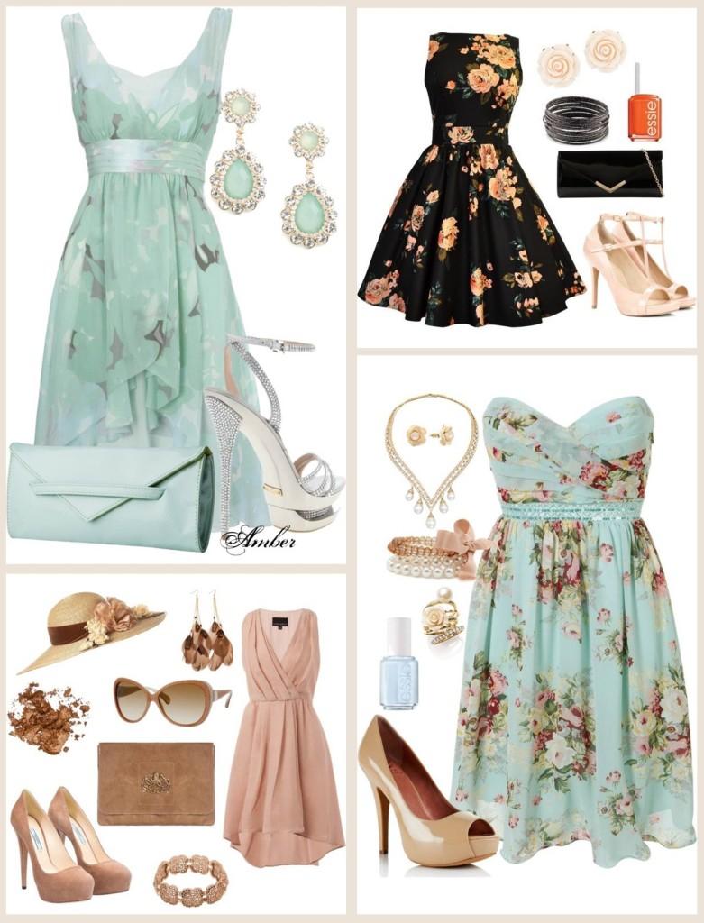 Look Verão Vestidos Curtos 1