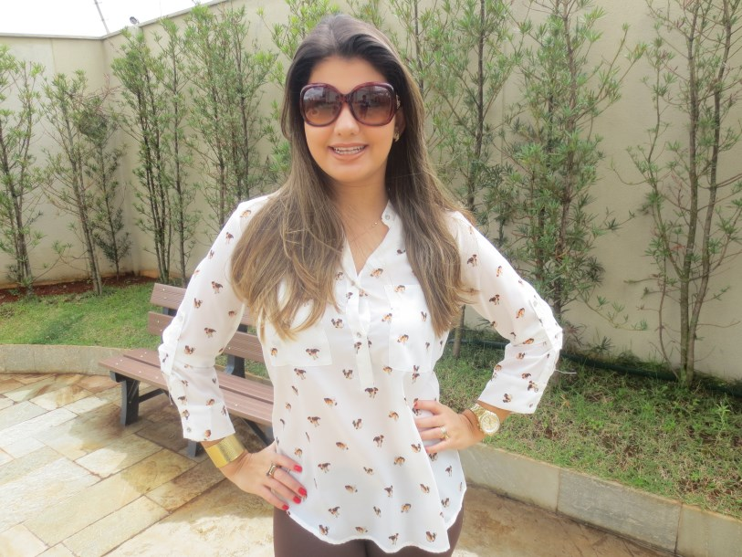 Look camisa de cachorrinho (3)