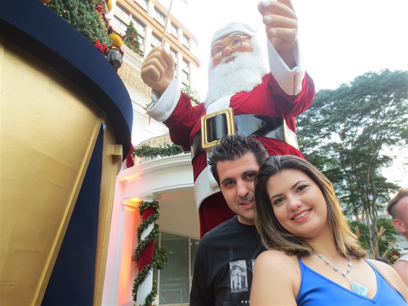 1 Decoração de Natal Paulista