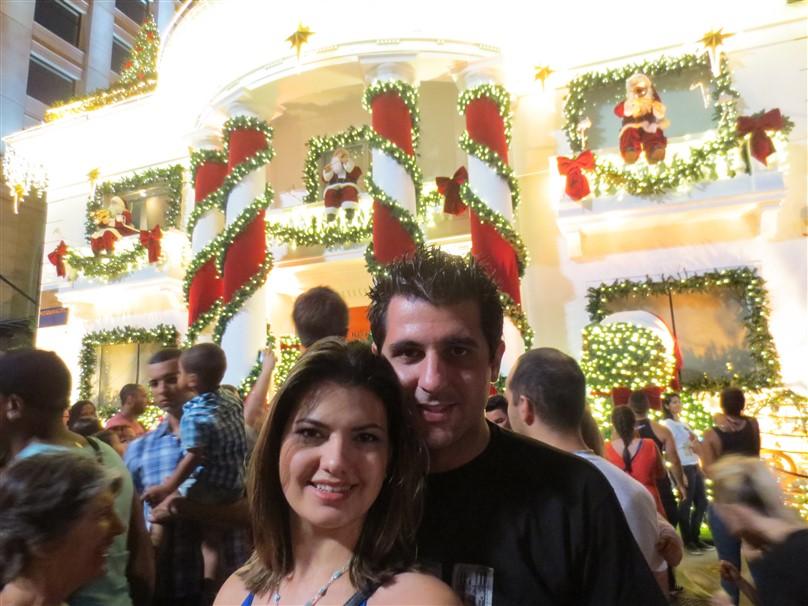 2 Decoração de Natal Paulista