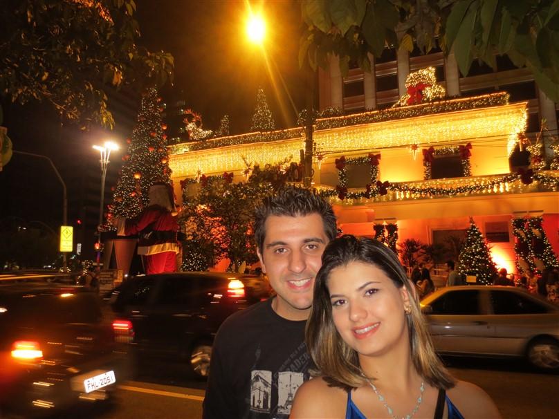 3 Decoração de Natal Paulista