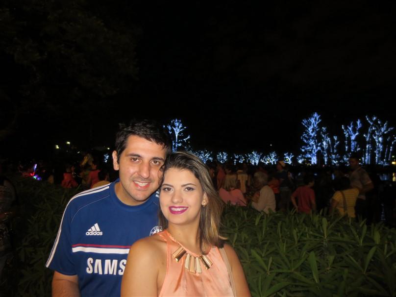 4 Decoração de Natal Ibirapuera