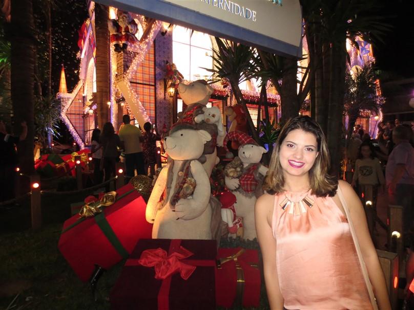 6 Decoração de Natal Beneficência Portuguesa