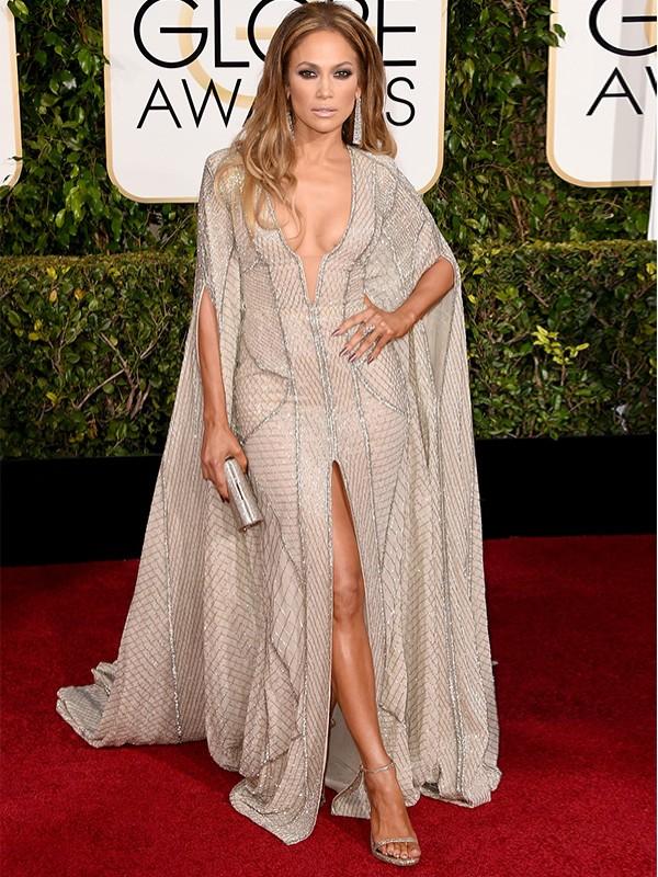 1 Globo de Ouro Jennifer Lopez