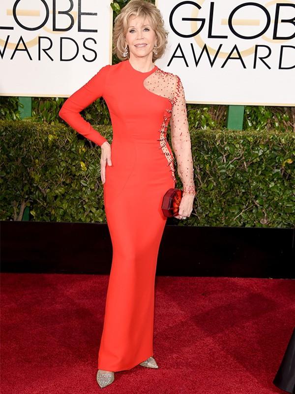 13 Globo de Ouro Jane Fonda