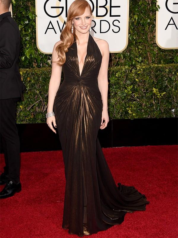 4 Globo de Ouro Jessica Chastain