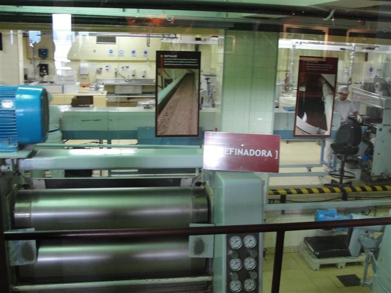 6 Fábrica de chocolate Bariloche