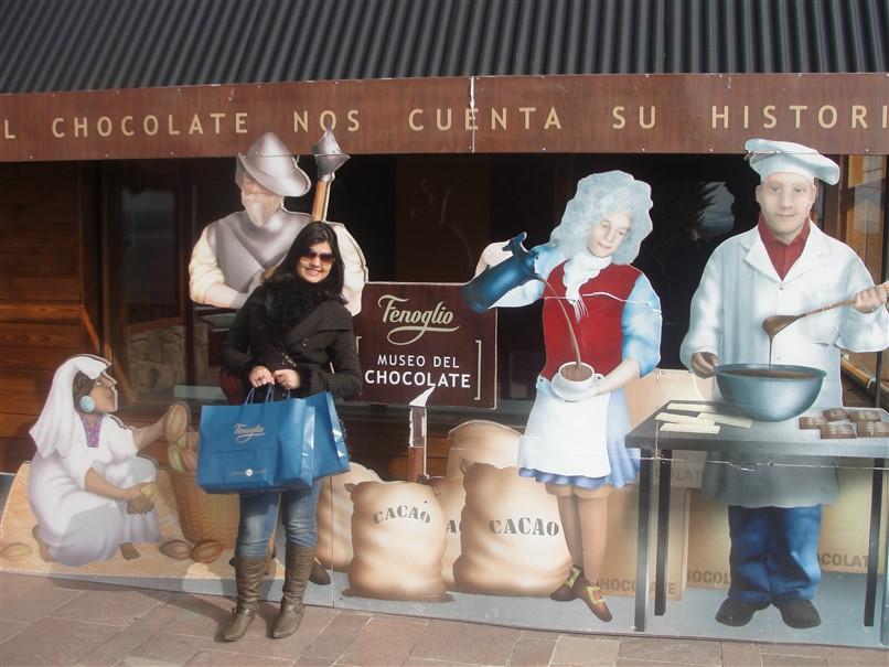 7 Fábrica de chocolate Bariloche