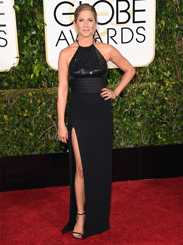 7 Globo de Ouro Jennifer Aniston
