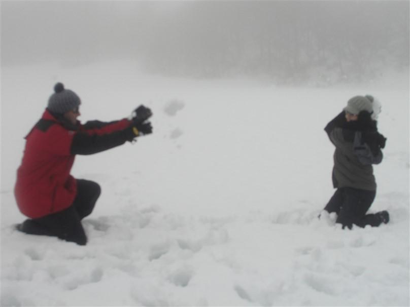 Caminha Lagoa Congelada Bariloche (13)