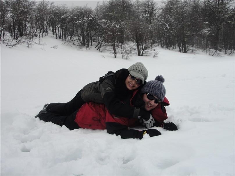 Caminha Lagoa Congelada Bariloche (16)