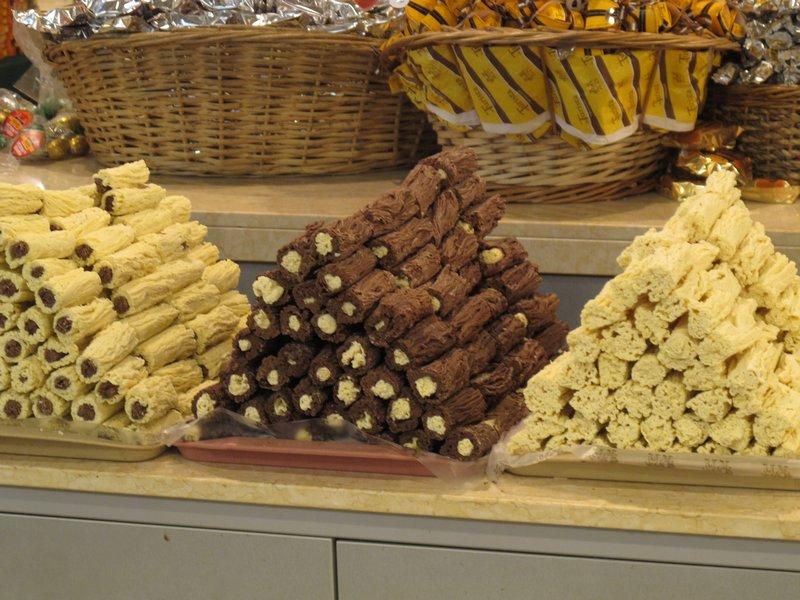 Chocolate em ramas Bariloche