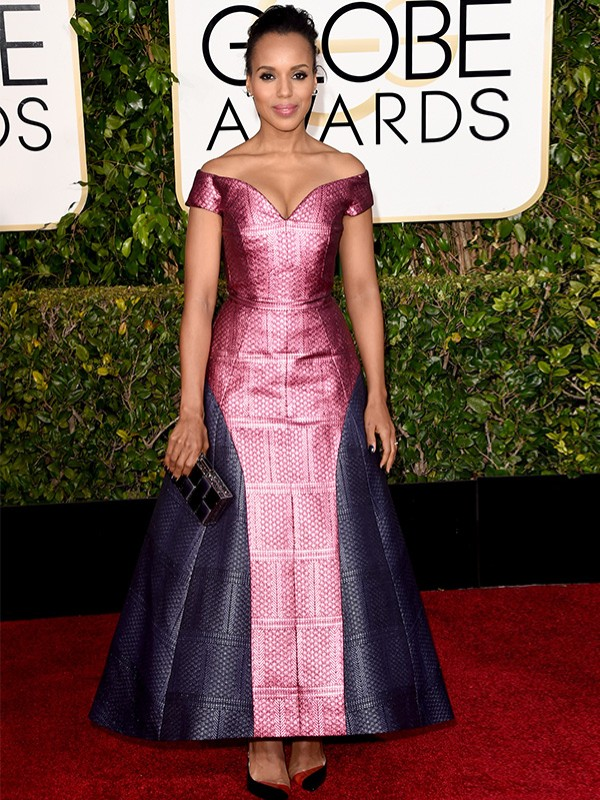 Piores Globo de Ouro Kerry Washington