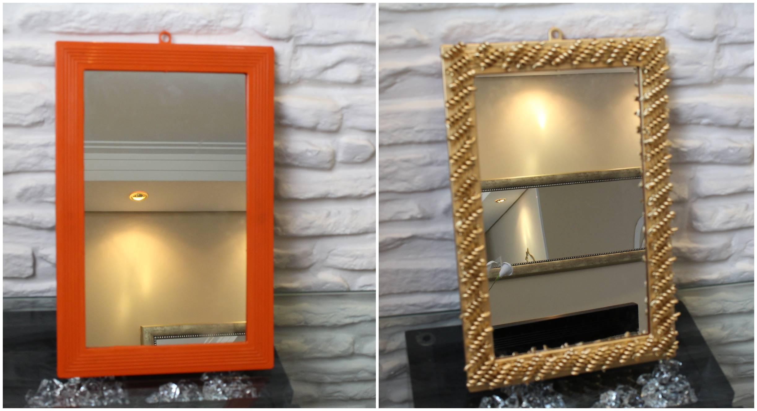 DIY Restaurando moldura de espelho Vaidosa e Feminina #BD3E0E 2445x1327 Banheiro Antigo O Que Fazer