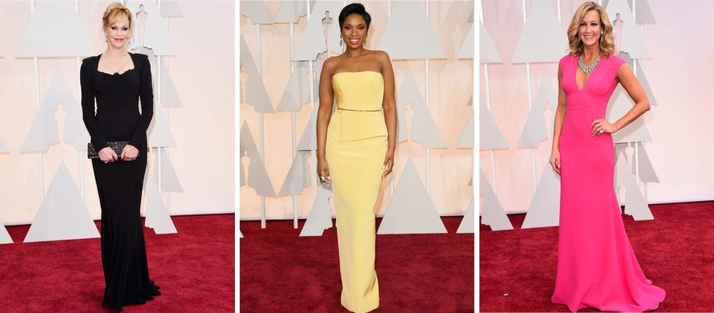 Preferidos Oscar 2015 Melani Griffith Jannifer Hudson Lara Spencer