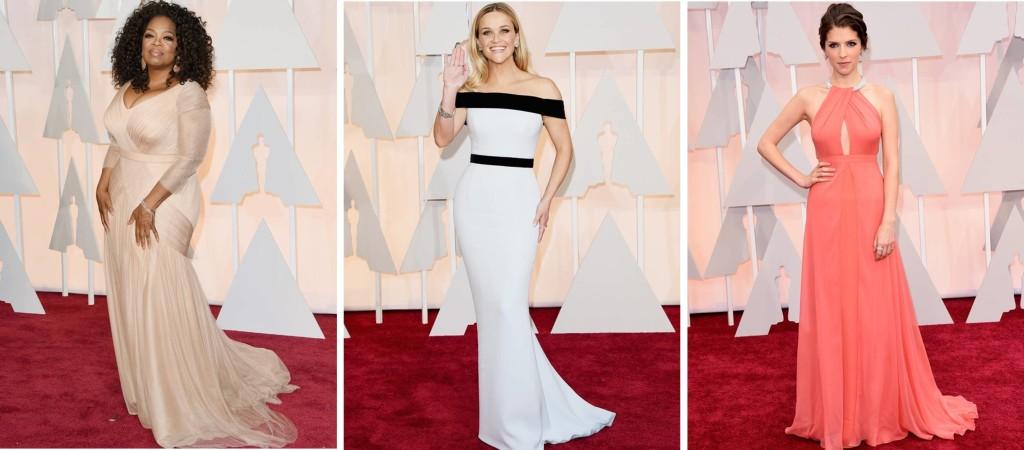 Preferidos Oscar 2015 Oprah Winfrey Reese Witherspoon Anna Kendrick