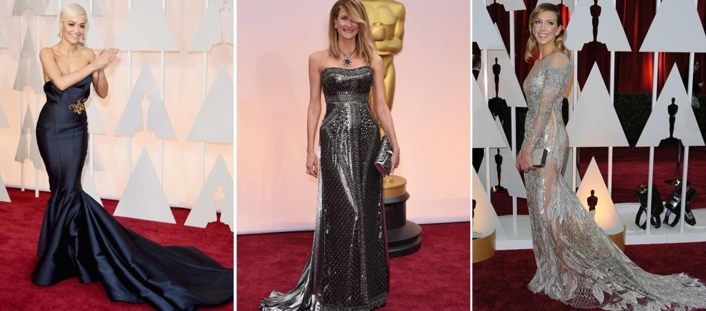 Preferidos Oscar 2015 Rita Ora Laura Dern Katie Cassidy