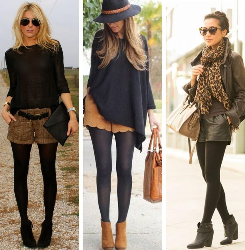 Shorts Outono Inverno