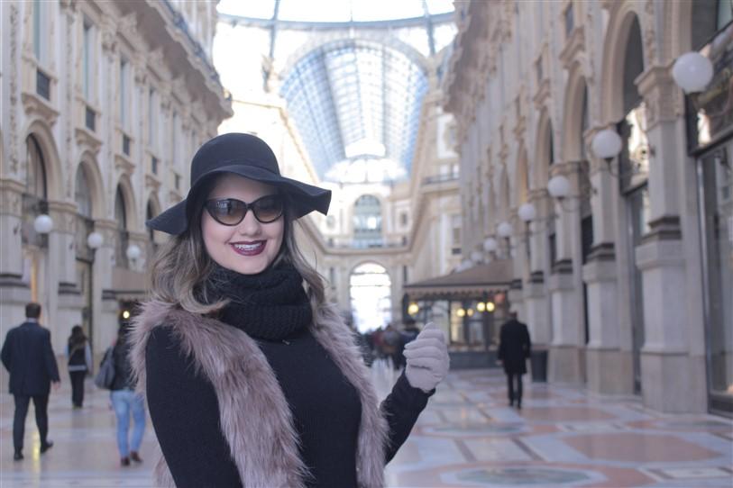 Vlog Milão Galleria Vittorio Emanuelle