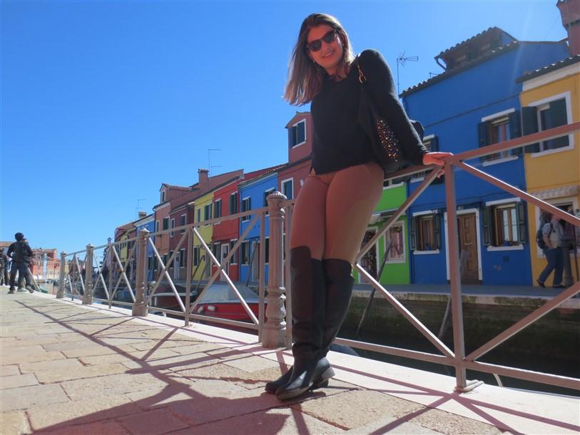 Burano Veneza (2)