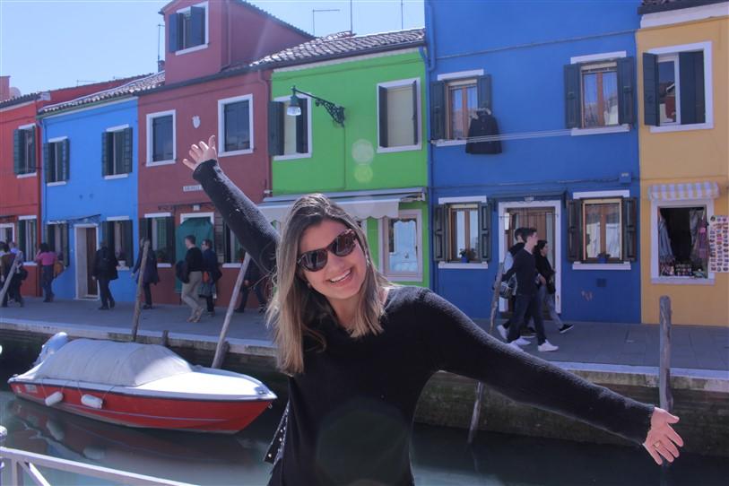 Burano Veneza (3)