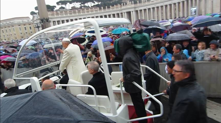 Roma Vaticano Papa e Pantheon (6)