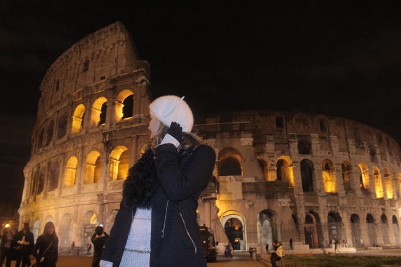 Vlog Roma Coliseu (14)