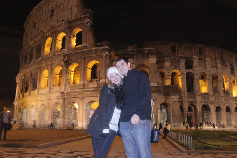 Vlog Roma Coliseu (15)