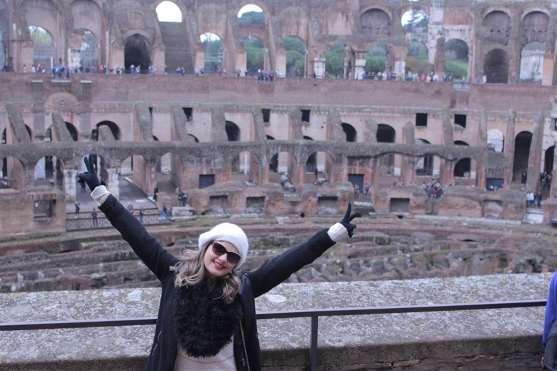 Vlog Roma Coliseu (4)