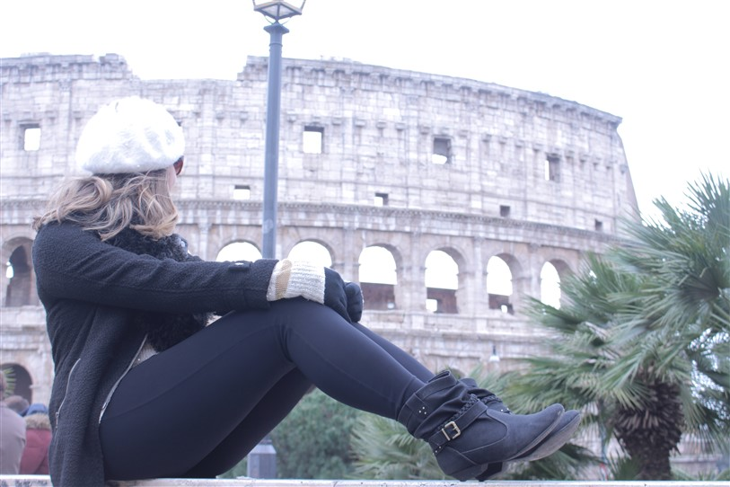 Vlog Roma Coliseu (5)