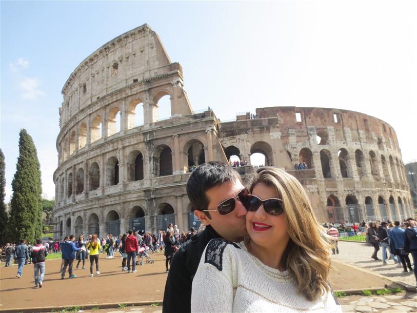 Vlog Roma Coliseu (7)