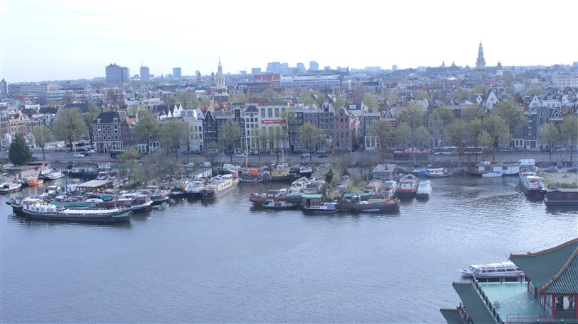 Vlog Amsterdã (3)
