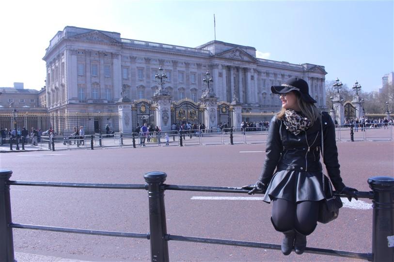 Vlog Palácio de Buckingham