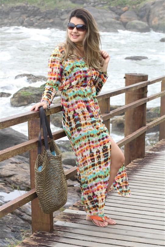 Vestido chemisier longo (3)