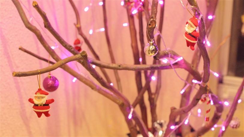 DIY - Como fazer árvore de Natal (4)