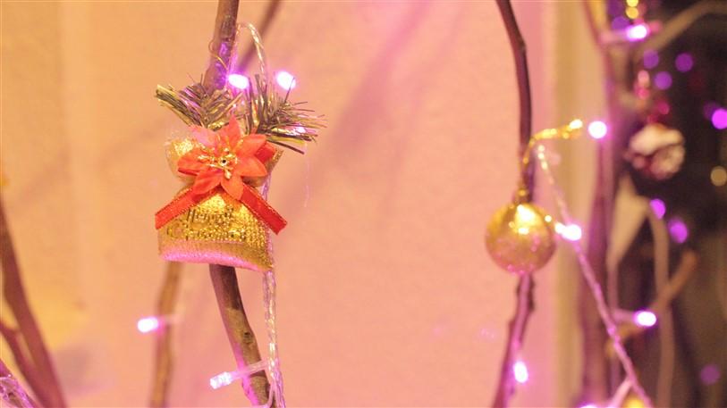DIY - Como fazer árvore de Natal (5)