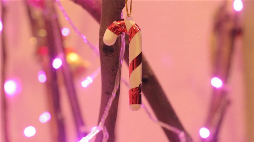 DIY - Como fazer árvore de Natal (7)