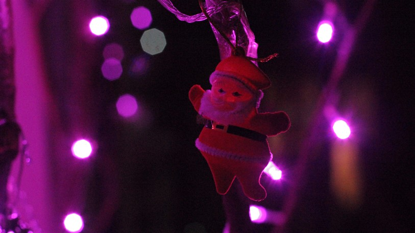 DIY - Como fazer árvore de Natal (8)