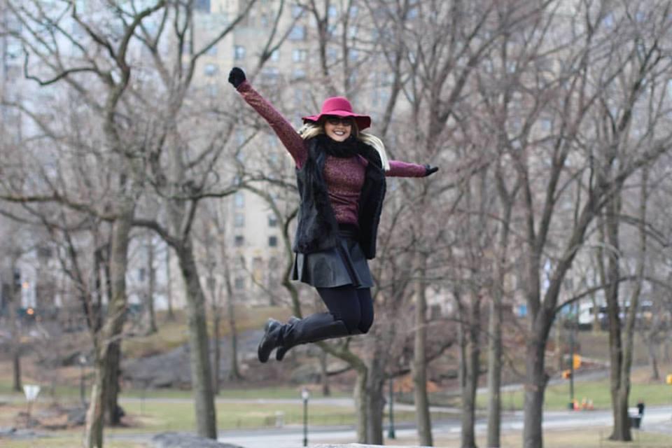Central Park Vlog Nova York (2)