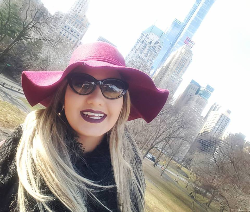 Central Park Vlog Nova York