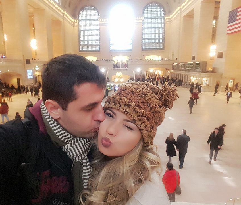 Central Station Vlog Nova York 2