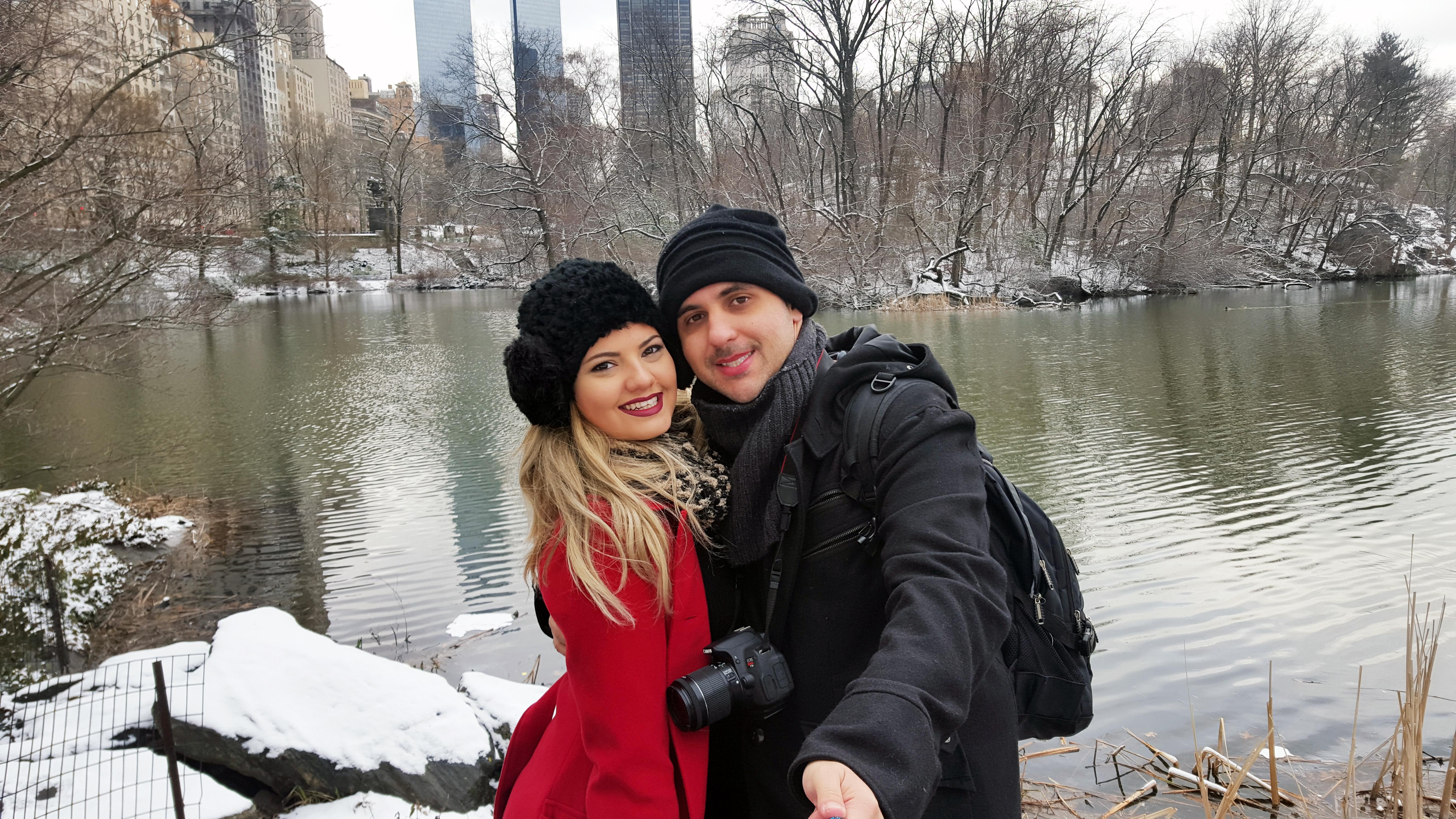 Neve no Central Park (3)