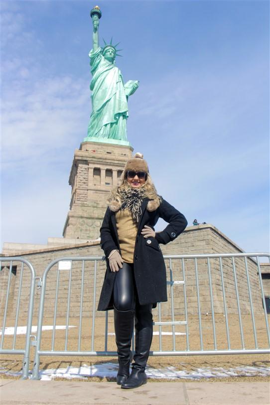 Nova York Estátua da Liberdade (6)