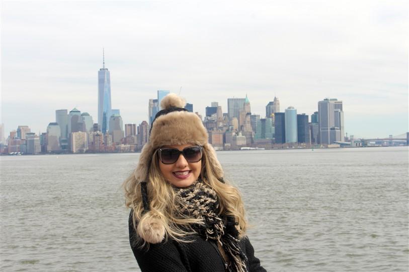 Nova York Estátua da Liberdade (8)
