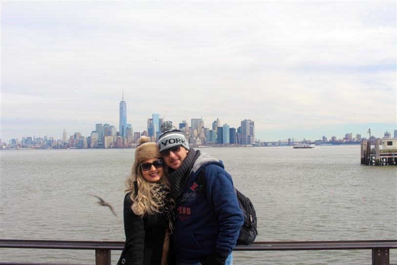 Nova York Estátua da Liberdade (9)