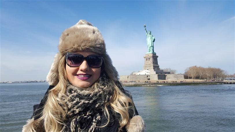 Nova York Estátua da Liberdade